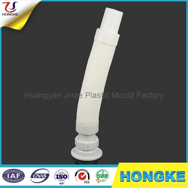 PVC帶頭伸縮下水管 1