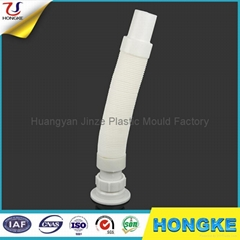 PVC Sink Waste Pipe with Strainer