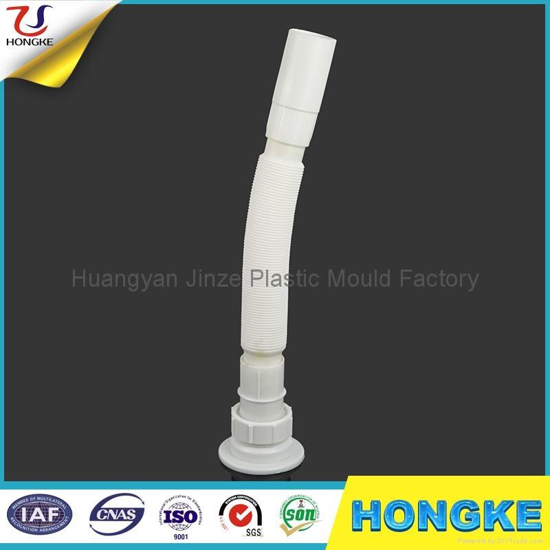 PVC带头伸缩下水管 2