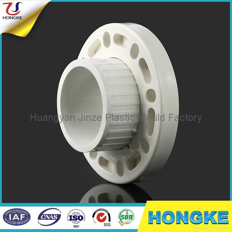 Plastic PVC Socket Flange ASTM Standard 1