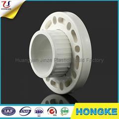Plastic PVC Socket Flange ASTM Standard