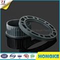 Plastic PVC Socket Flange ASTM Standard 4