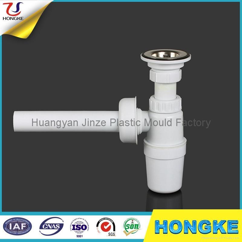 PVC菜盆下水 2