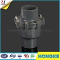 PVC Ball Type Check Valve