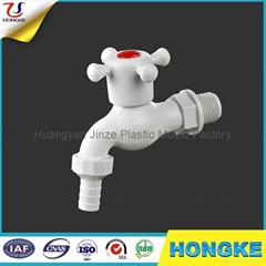 Plastic Cross Handle PVC Tap