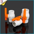 New Design Superior Competitive Compact Ball Valve