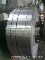 301冷軋彈簧不鏽鋼帶