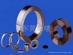 进口201超薄不锈钢带材