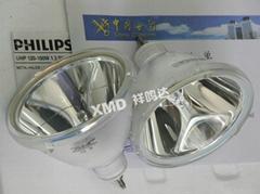 Philips big screen light bulb UHP 132/120 w original bare lamp