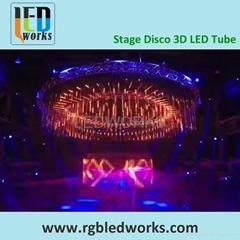 LEDWORKS 3D Vertical Led Tube
