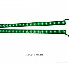 DMX  Disco LED RGB Linear Bar Light