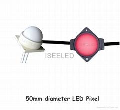 Mini DMX SMD RGB Led Pixel Light