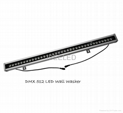 DMX Controable LED Wall