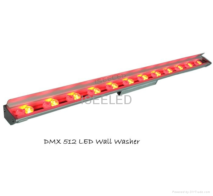 DMX Controable LED Wall Linear Washer Lamp 4