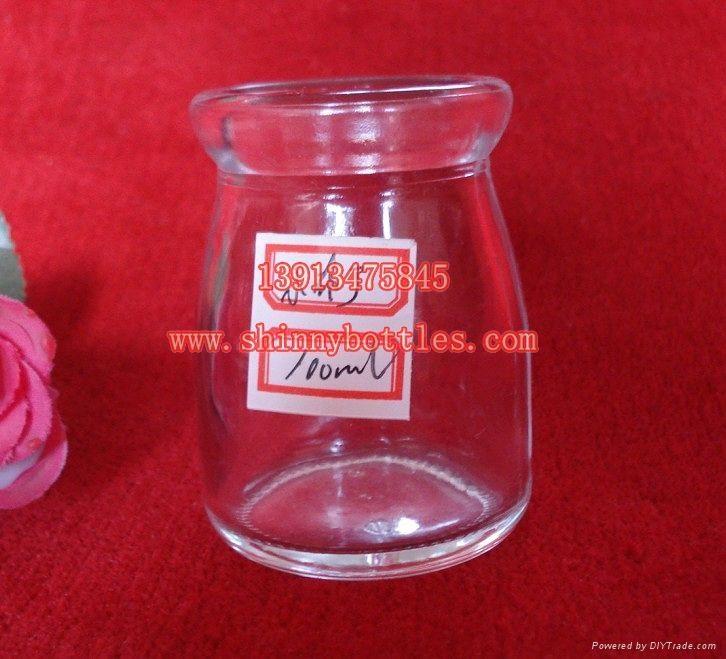 玻璃布丁瓶 布甸樽 1