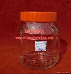 玻璃罐 糖果罐 咖啡瓶