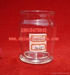 玻璃蜡烛罐