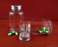 5x极草含片玻璃瓶
