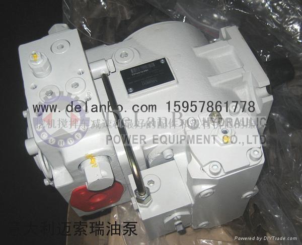 混凝土攪拌車液壓閉式變量液壓泵 液壓馬達 1