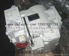 混凝土搅拌车液压闭式变量液压泵 液压马达