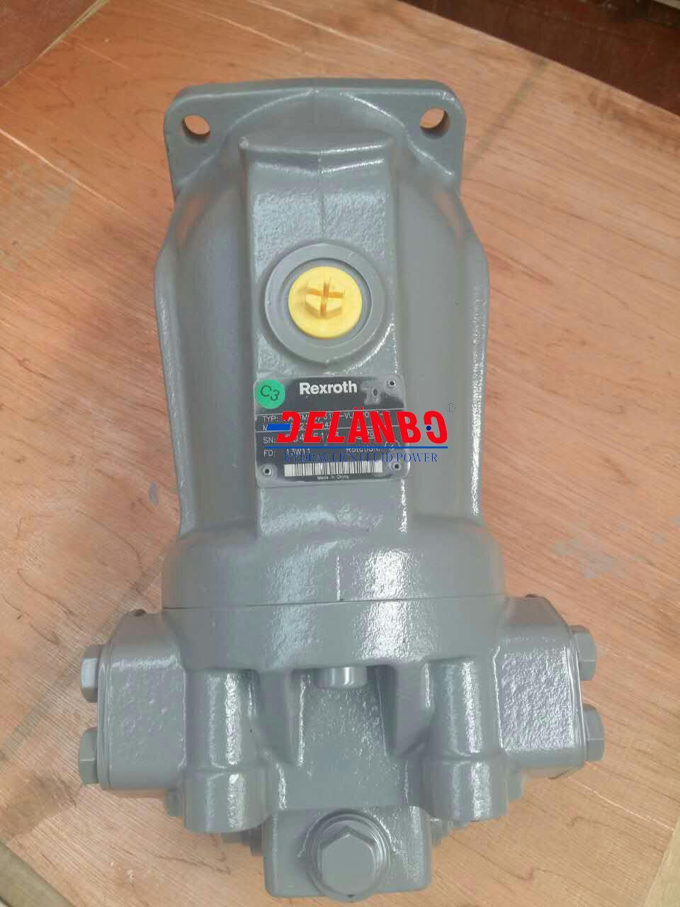 攪拌車液壓泵 1