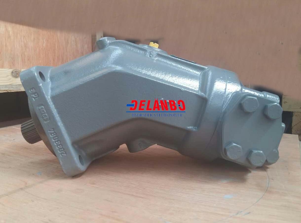 攪拌車液壓泵 3