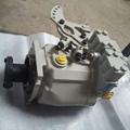 水泥攪拌罐車液壓系統