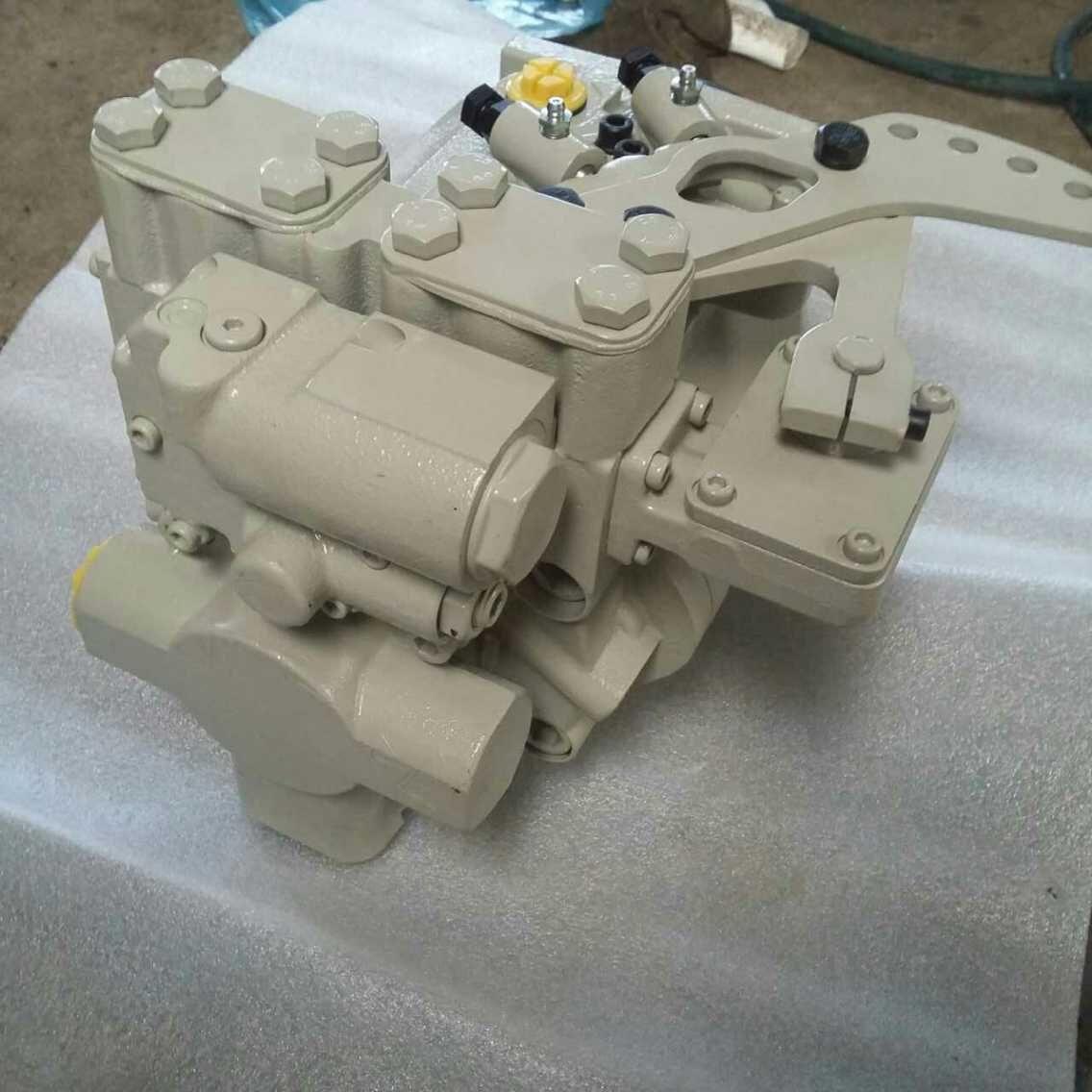 水泥攪拌罐車液壓系統 3