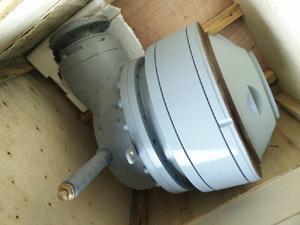 臥軸同步齒輪減速機 4