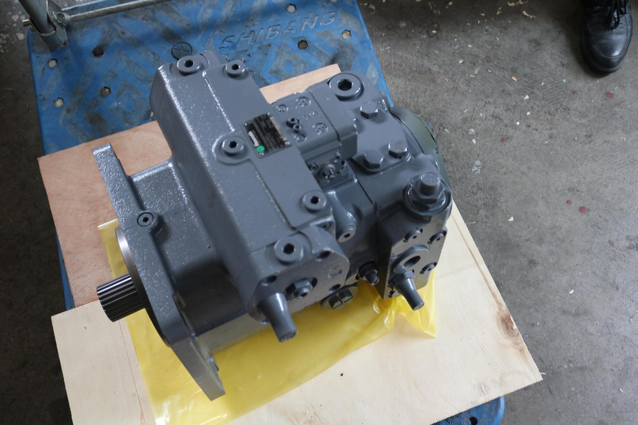 混泥土泵車液壓泵 2