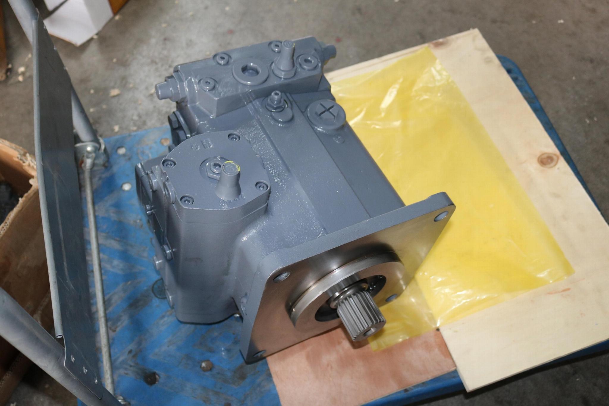 混泥土泵車液壓泵 3