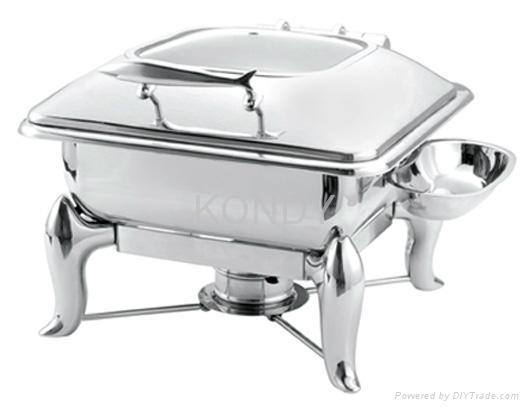 Induction classic chafing dish