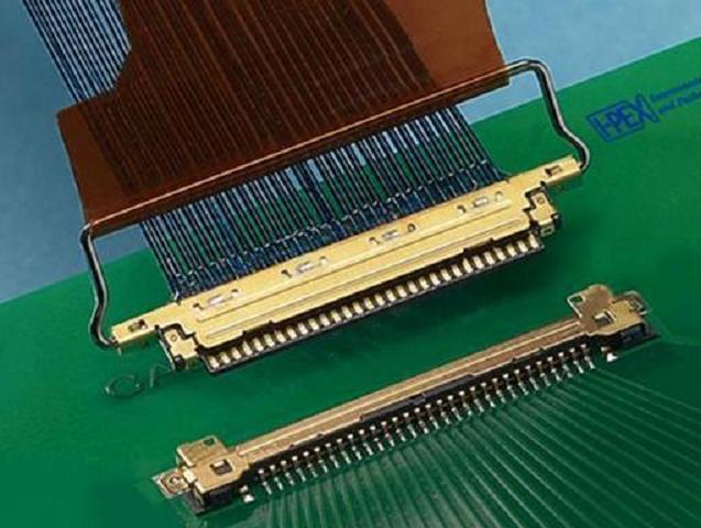 I-PEX 屏線 LVDS CABLE 20453-040T 1