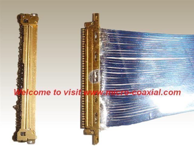 I-PEX 屏線 LVDS CABLE 20453-040T 5
