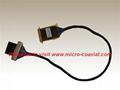 I-PEX 20345/6/7|20453/4/5|20472/3/4 micro coax cable