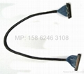8.9/10.1/12.1/13.3 inch laptop lvds cable