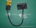 電子書專用屏線/e-ink reader/ipad LVDS 4
