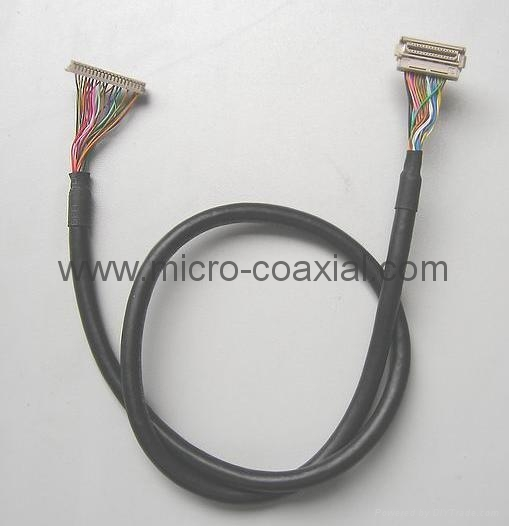 HRS DF9 cable 31/41/51P FPDI-1 Cables (VESA type)