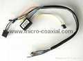 Medical appliances equipment display cable & wire harness