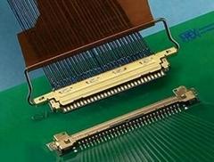 I-PEX 20455-040E-12连接器,20455-050E,20455-030E,20455-020E