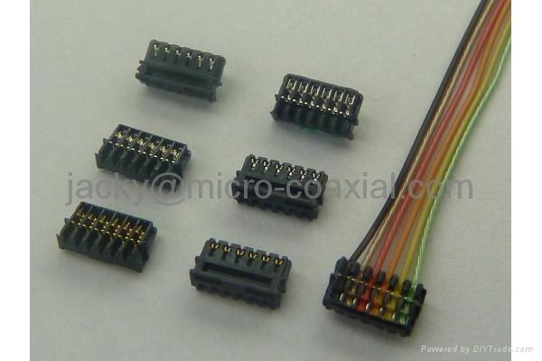 0.6压接线,IDC刺破线加工,0.6蓝牙线束,JST-XSR刺破线加工