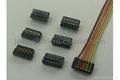 0.6压接线,IDC刺破线加工,0.6蓝牙线束,JST-XSR刺破线加工  1