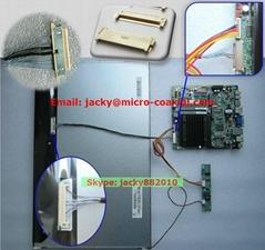 edp屏線 edp連接器 edp規格書 edp LCD屏線加工
