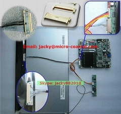 intel Embedded DisplayPort kabel,eDP cable,custom cable,aces 88441