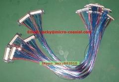 FI-VHP40S LCD液晶屏線  FI-VHP50S FI-VHP50CL