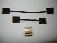 连接器-大量供应 I-PEX 20455-050E/20455-040E原厂正品连接器