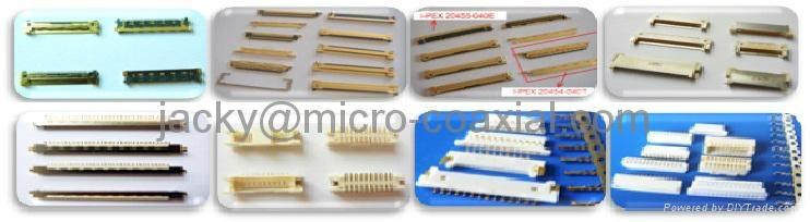 I-PEX 20455-030E 20453-030連接器 大量現貨 1