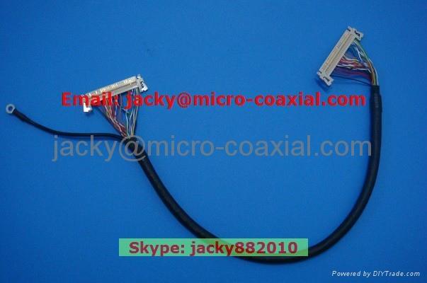 IPEX 20474-030  JAE-FI-X30 LVDS LCD屏線訂製 1
