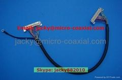 IPEX 20474-030  JAE-FI-X30 LVDS LCD屏线订制