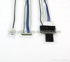 eDP液晶屏线 eDP屏线定做 订做eDP屏线